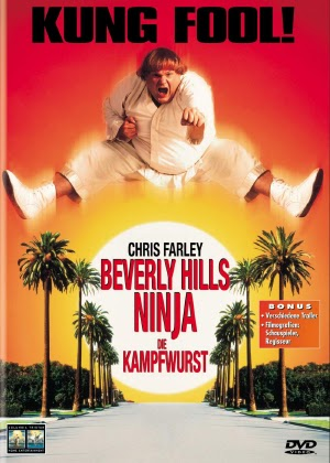 Ninja Đại Náo Beverly Hills - Beverly Hills Ninja - 1997