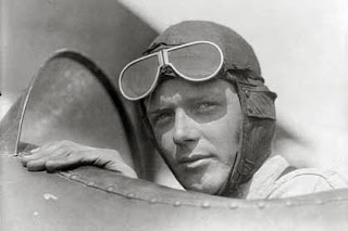 Charles Lindbergh meets my Kerry cousin, a true story from way back when