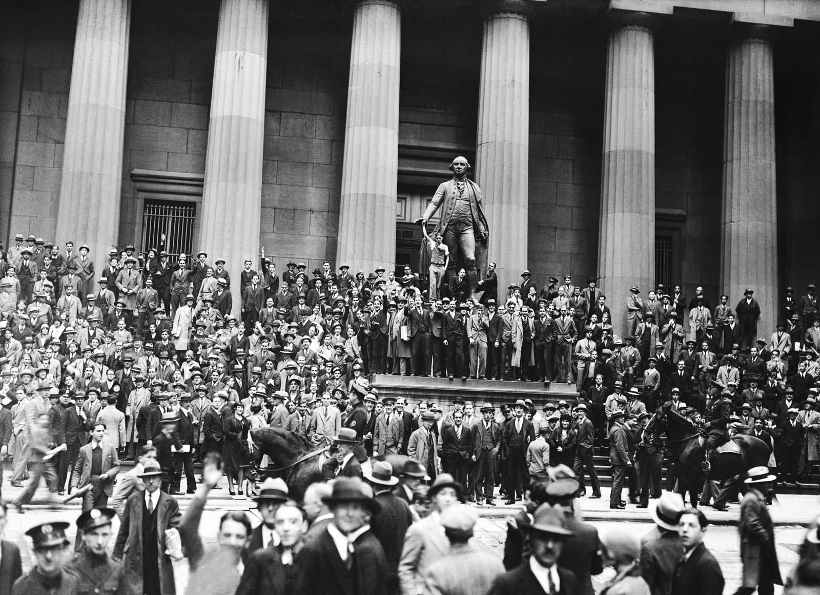 great crash of 1929 21052018  originally published in 1955, the great crash 1929, provides a timeless reminder of the economic consequences of financial speculation, excess leverage.