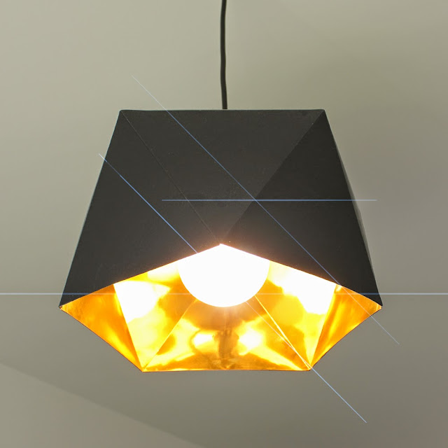 diy suspension origami