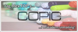 Top 3 Copic Markers SWEDEN
