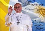 Recemos por Nuestro Santo Padre FRANCISCO