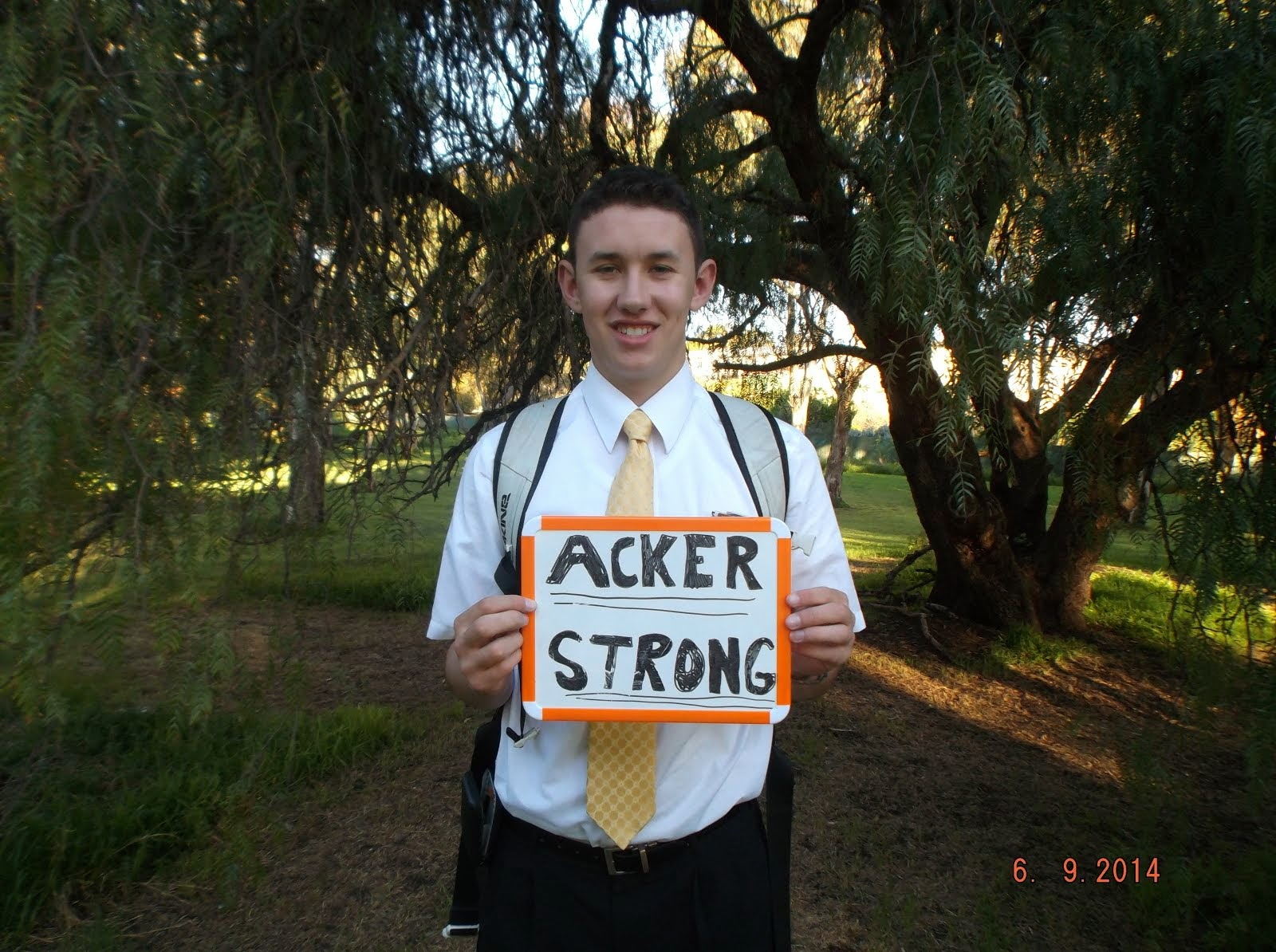 Acker Strong