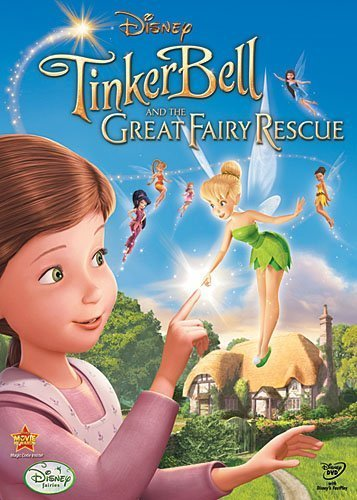 Watch Tinker Bell and the Great Fairy Rescue (2010) Hollywood Movie Online | Tinker Bell and the Great Fairy Rescue (2010) Hollywood Movie Poster
