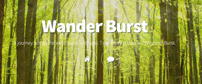 WanderBurst screenshot