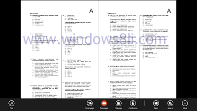reader windows8, reader pdf okuyucu