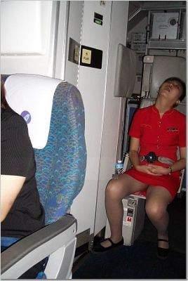 Tidur Buat Pramugari