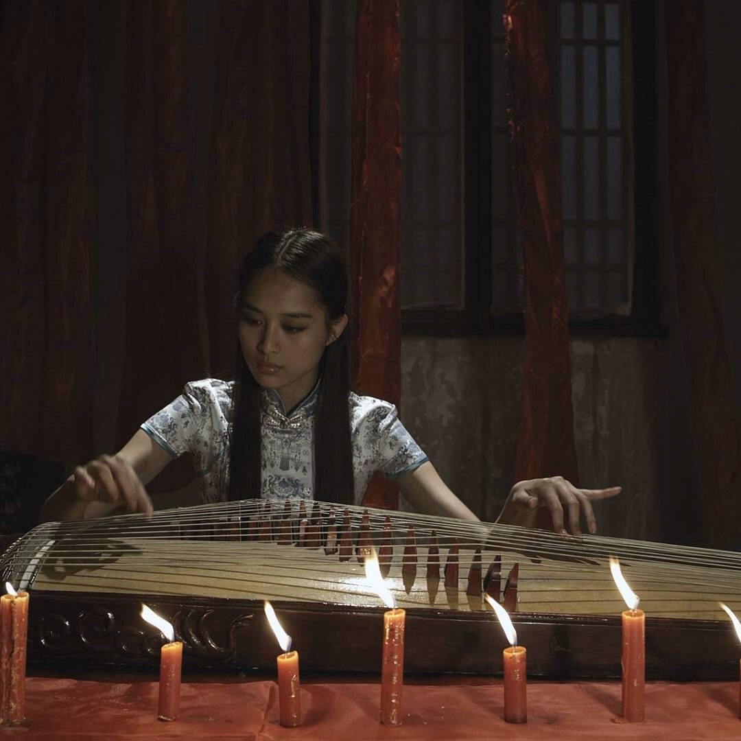 Xiaoyun and her dreaming thoughts through her music