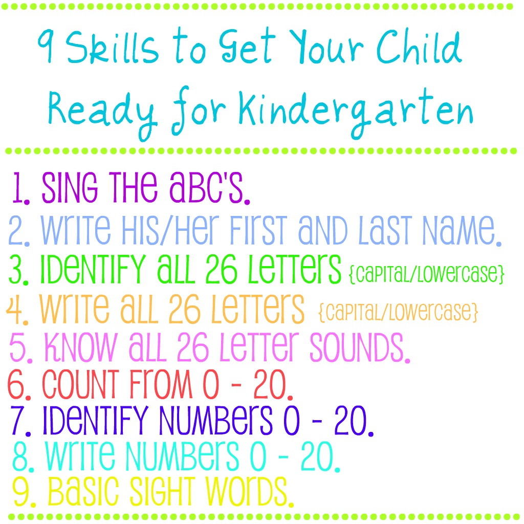 10 Important Things All Children Should Know By Age 10!