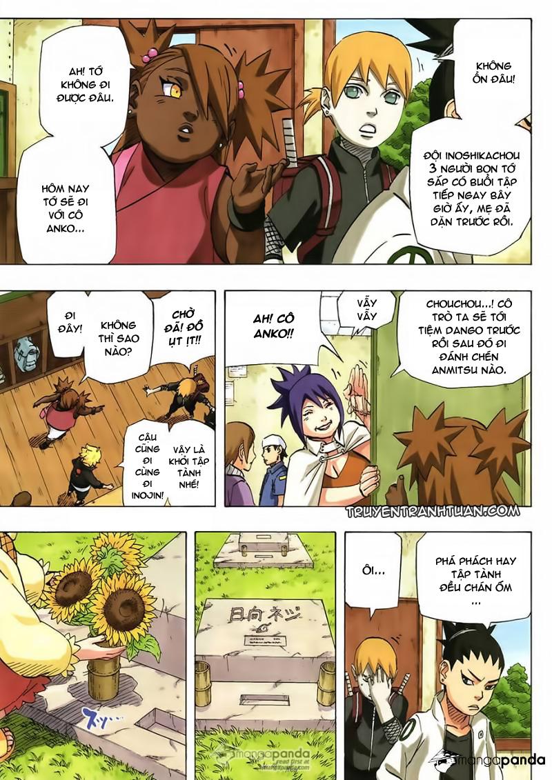 Naruto Chap 700 - Trang 3