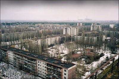 เมืองพริเพียต ประเทศยูเครน
