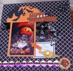 Linda P: Happy Halloween