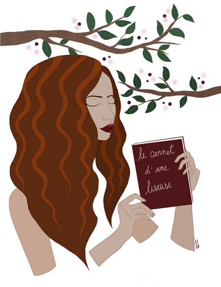 Le carnet d'une liseuse
