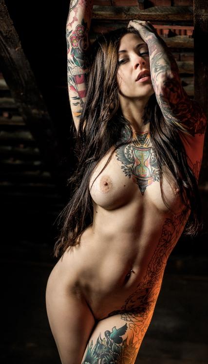 Фото татуированных девушек голых 3734 фотография