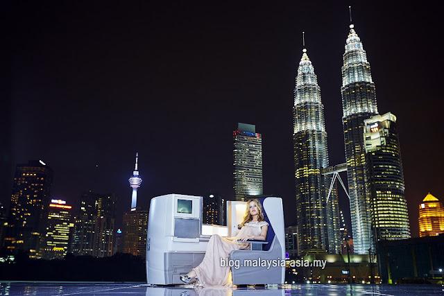 Georgia May Jagger Malaysia