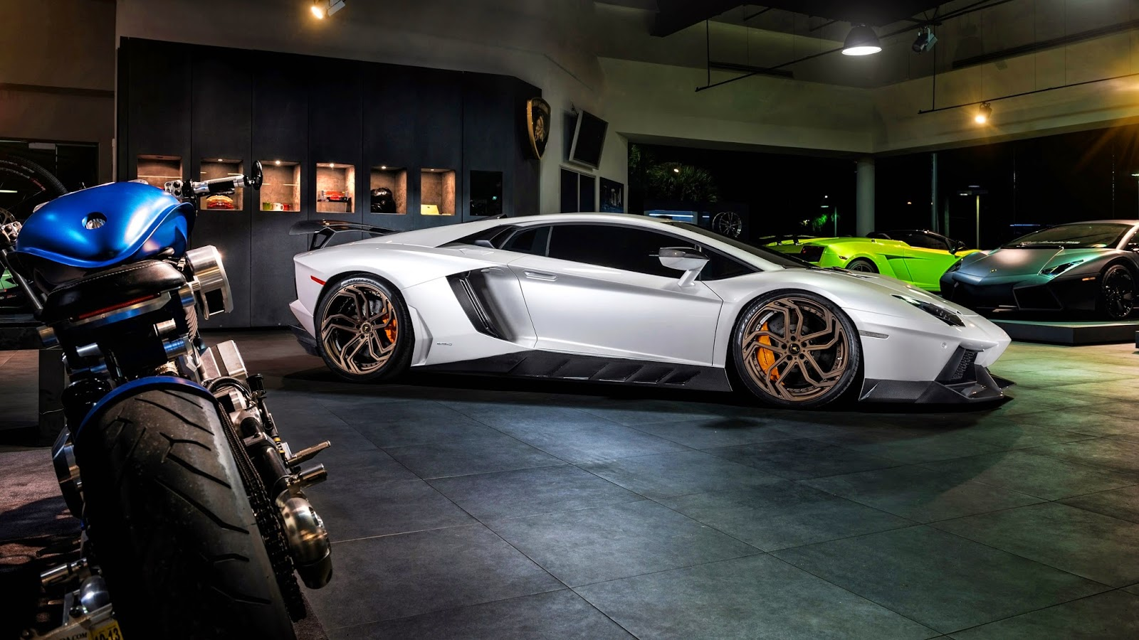 Design And High Tech In Its Purest Form For The Lamborghini Aventador  NOVITEC TORADO And ADV.1 Wheels Present The New High Tech Forged NL2 ...