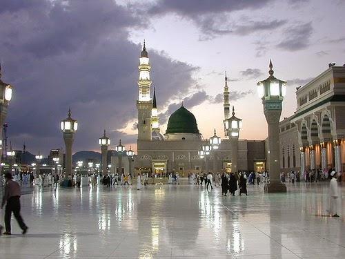 Keistimewaan Masjid Nabawi dan Maqam Rasulullah