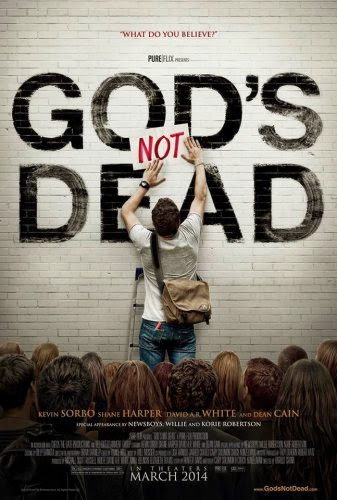 God's Not Dead (BRRip FULL HD Dual Latino / Inglés) (2014)