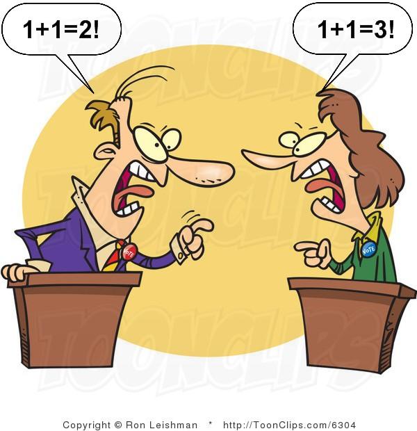 why do women argue