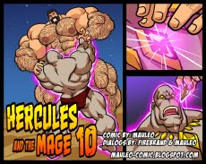 Hercules and the Mage part 10