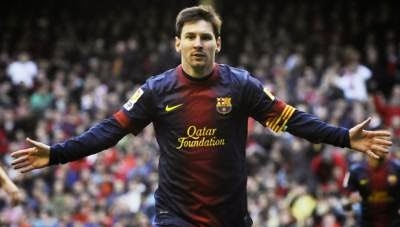 Messi+2013