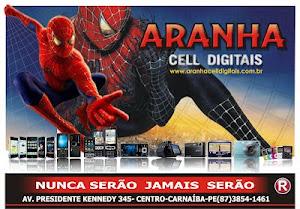 ARANHA CELL DIGITAIS