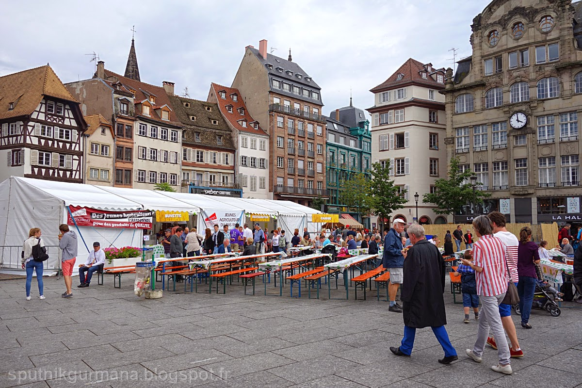 Страсбург-Площадь
