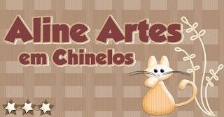ALINE ARTES EM CHINELOS
