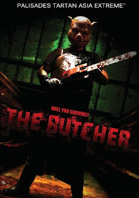 The Butcher – DVDRIP LATINO