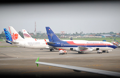 maskapai penerbangan di indonesia