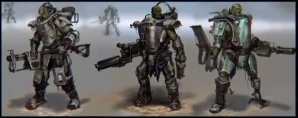 Pixel Loadout Fallout 4 Concept Art Analysis