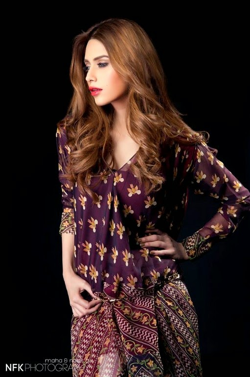 SaniaMaskatiyaPretCollection2014 wwwfashionhuntworldblogspot 5  - Sania Maskatiya Pret Eid Dresses 2014-2015