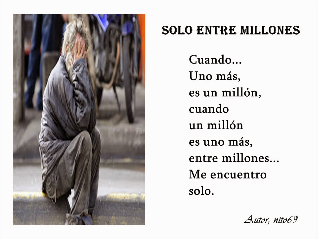 SOLO ENTRE MILLONES