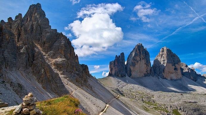 Vacanze estive in montagna dove andare in italia il for Vacanze in montagna