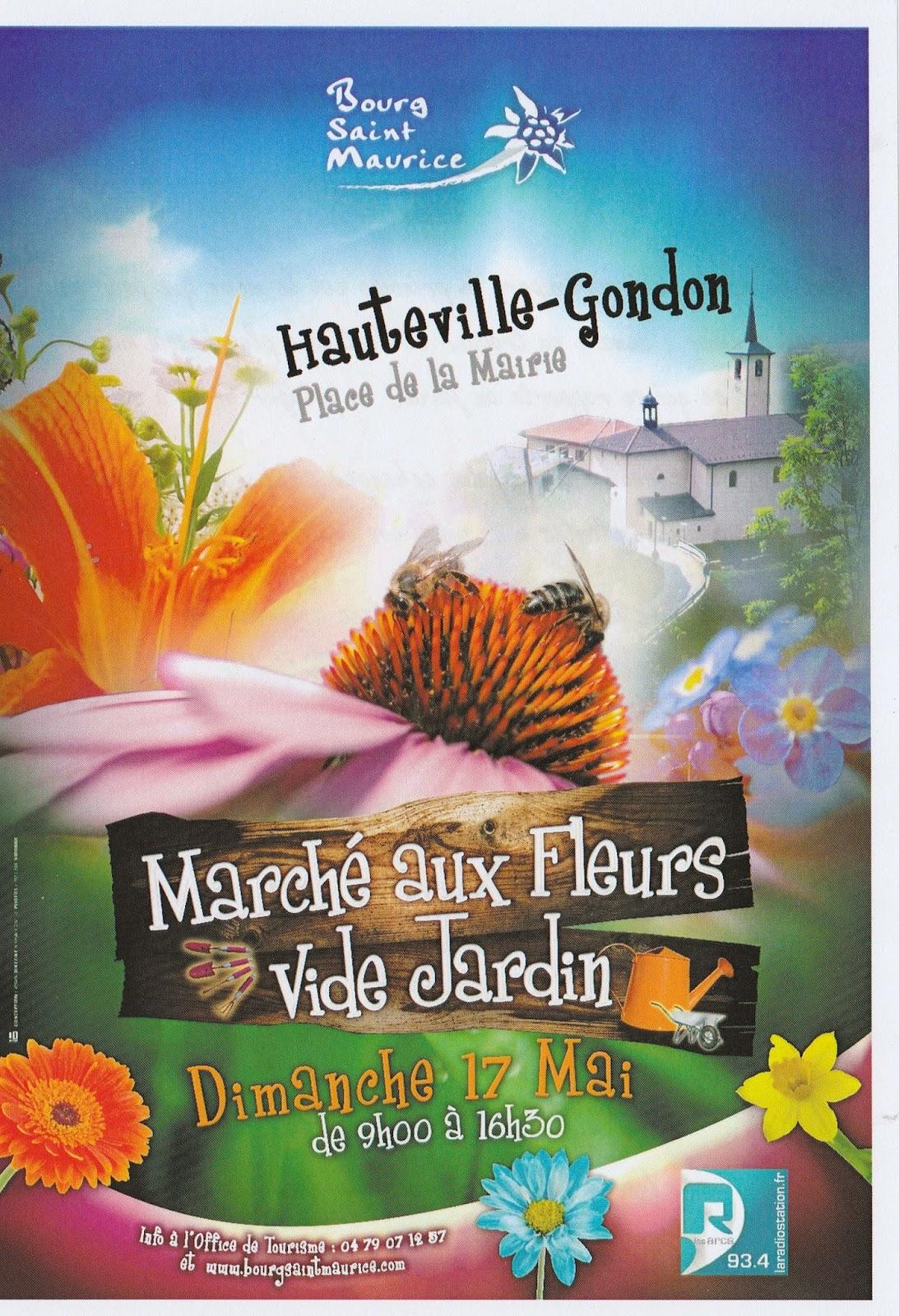 Les derni res infos de haute tarentaise par pierre for Vide jardin tremeoc 2015
