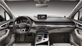 2016 Audi Q7 changes