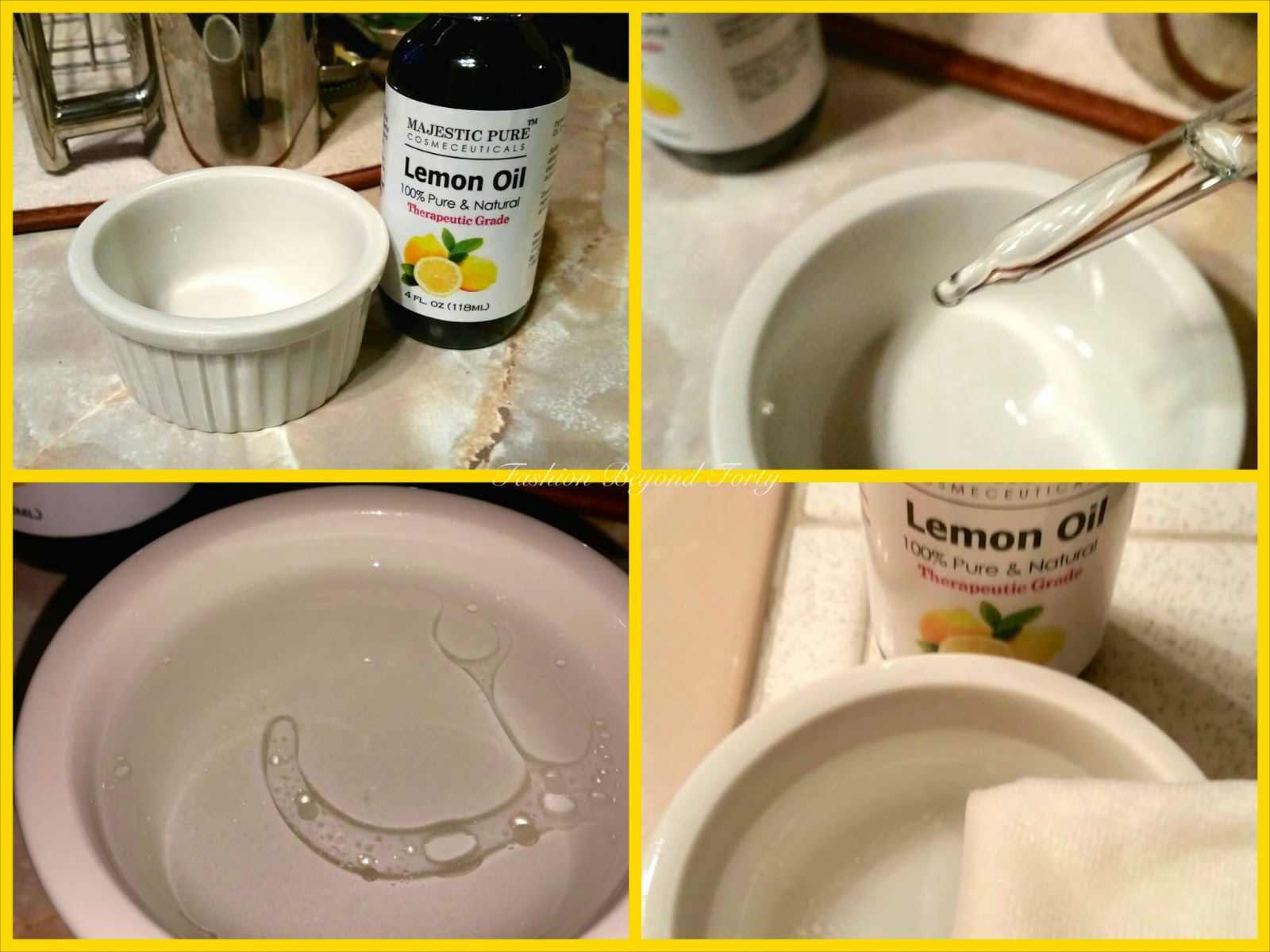 Majestic 100% Natural Lemon Oil Review