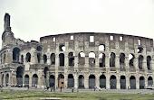 En ruinas como en Roma...