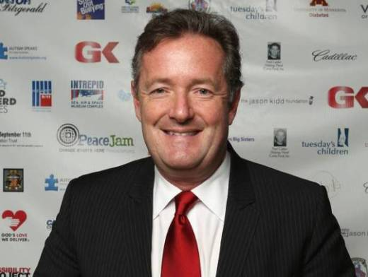 Piers Morgan Returns To 'America's Got Talent'