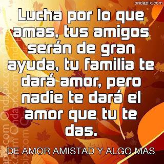 Imagen Lucha Por Lo Que Amas (Imagenes para Facebook)