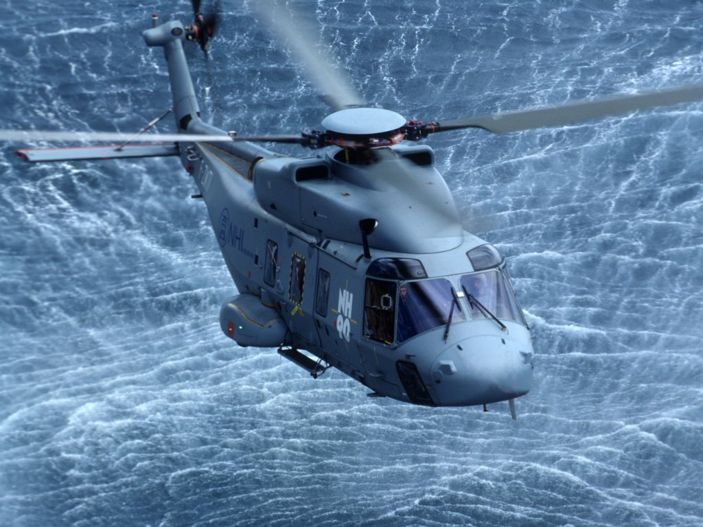 Elicottero Nh90 : Transportation picture nh tth helicopter