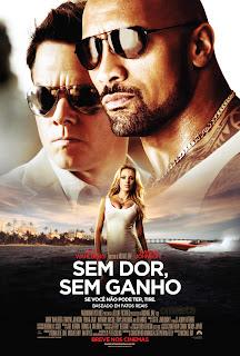"""Poster do filme """"Sem Dor, Sem Ganho"""""""