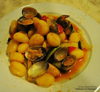 restaurant Osteria Barcelloneta Alghero Sardaigne Italie