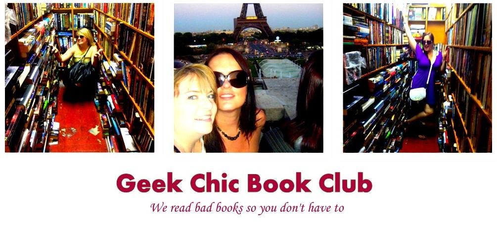 Geek Chic Book Club