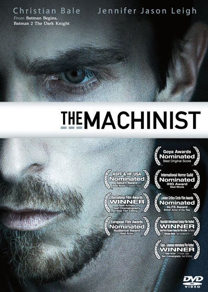 The Machinist หลอน...ไม่หลับ