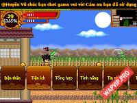 wapvip pro Ninja 1.1.6 - Menu Tiện Ích Pro và Lệnh Chat v5.2 - Thêm Auto Nhặt, Full Tính Năng