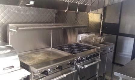 Mobile Kitchen Rental | Mobile Kitchen Manufacturing