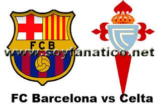 Barcelona vs Celta por la Jornada 29 de la Liga BBVA 2013