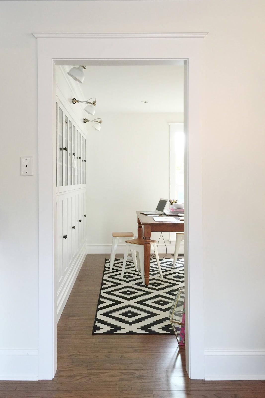 Avery Street Design Blog Diy Summer School Updating Doorway Trim