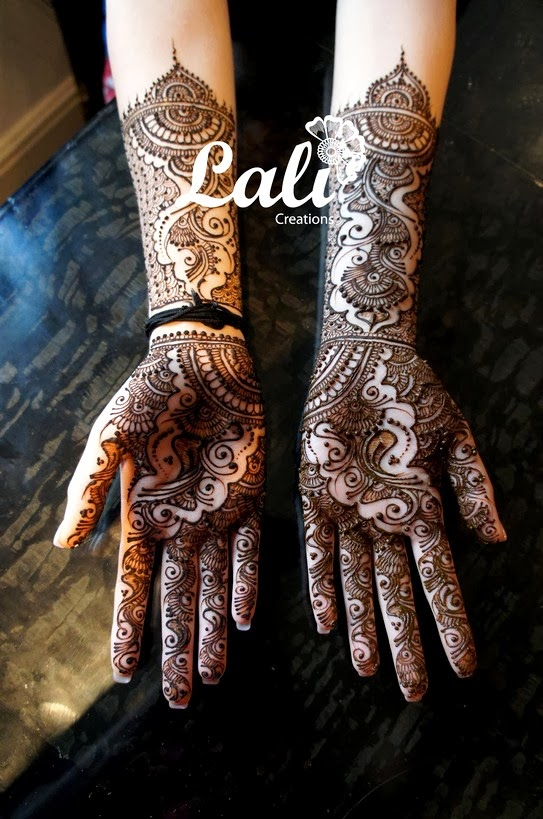 Mehndi For Wedding Parties : Mehndi designs for christmas wedding parties henna
